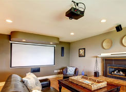 Home Audio, Video and Security Systems, Home Media Innovations